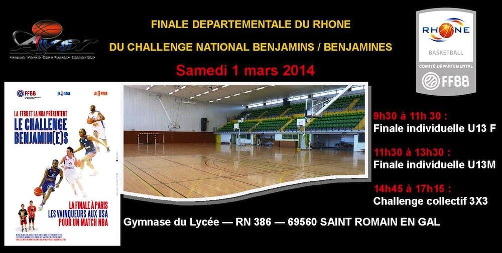 Finale Challenge Benjamins CD69