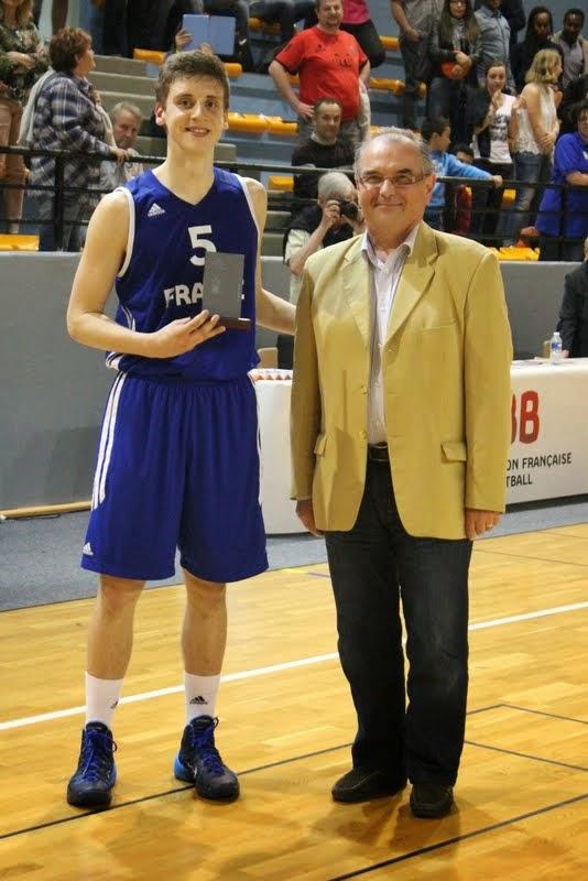 MVP France Grèce
