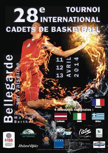 Tournoi international cadets de Bellegarde