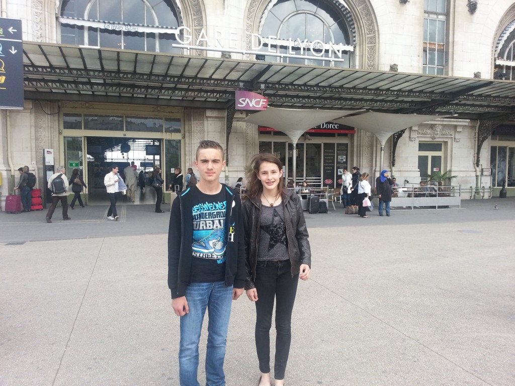 Nicolas et Iola