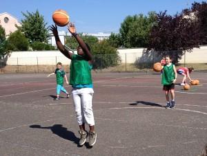 Basket Ecole