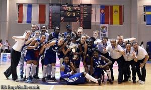 U20 Championnes d'Europe
