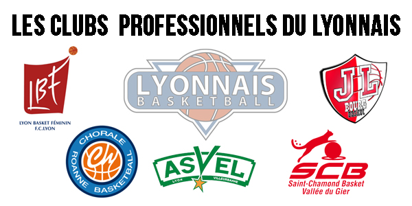 Clubs pros du Lyonnais