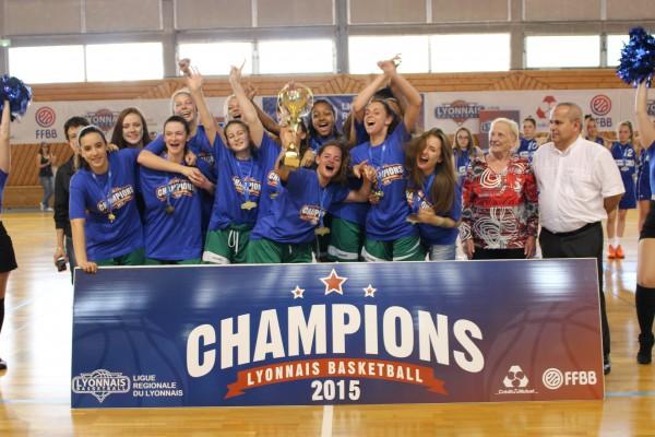 Champion - Finales Régionales Crédit Mutuel