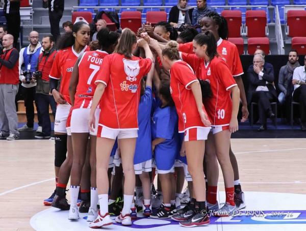 Crédit photo : Lyon Basket Féminin