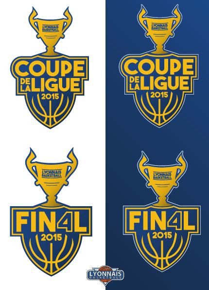 Coupe de la ligue l identit visuelle d voil e ligue auvergne rh ne alpes de basketball - Final de la coupe de la ligue ...