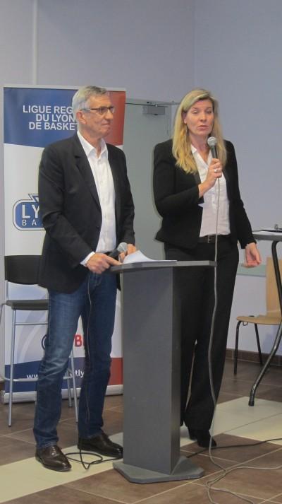 Alain Vincent et Isabelle Fijalkowski