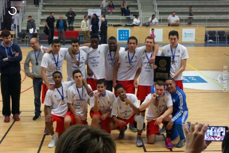 CRO Champions de France 2016