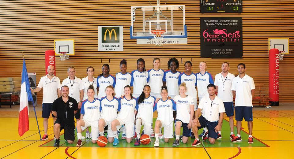 Equipe de France U18F