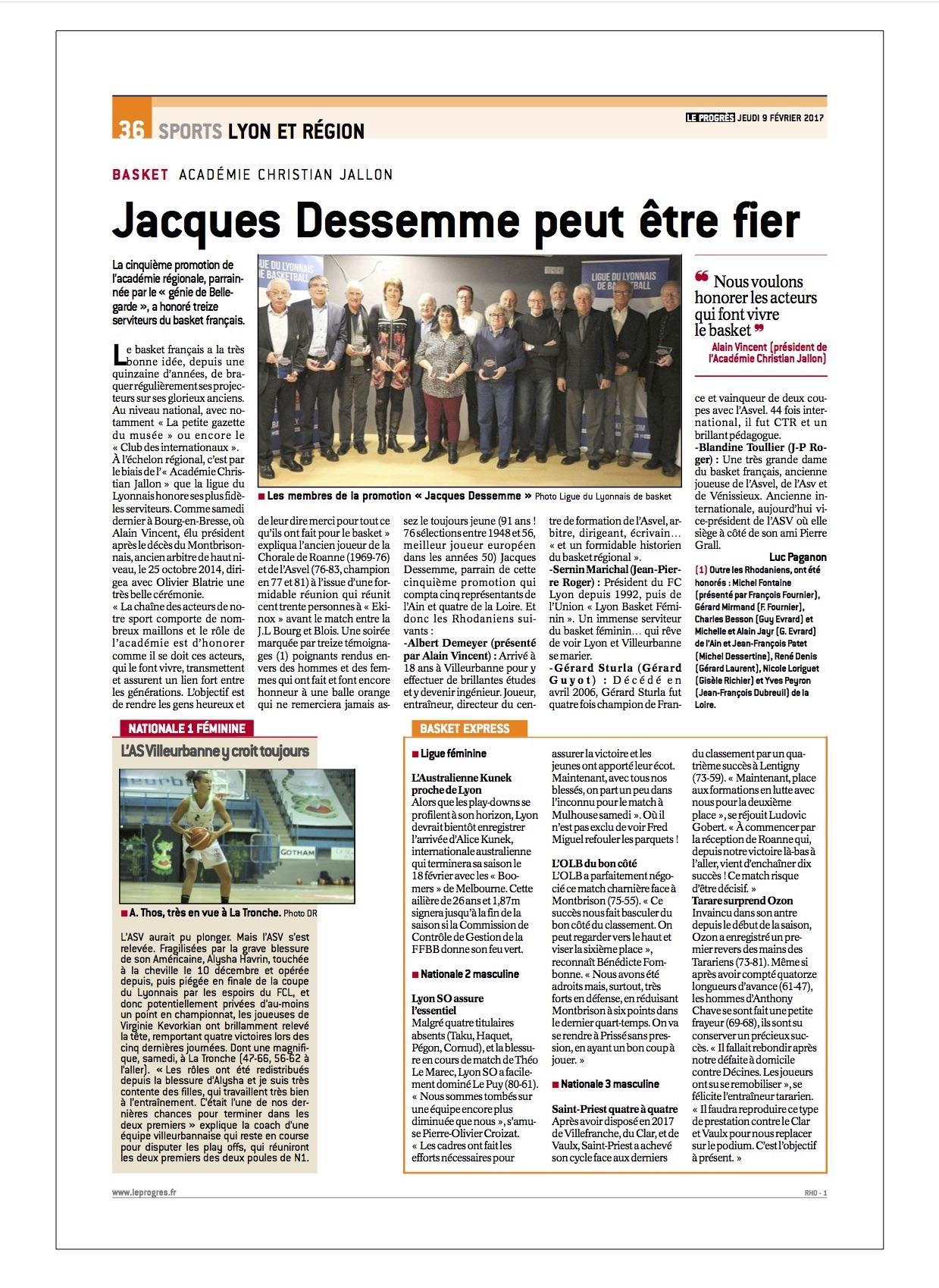 17 02 09 Rubrique Mag Académie 2017