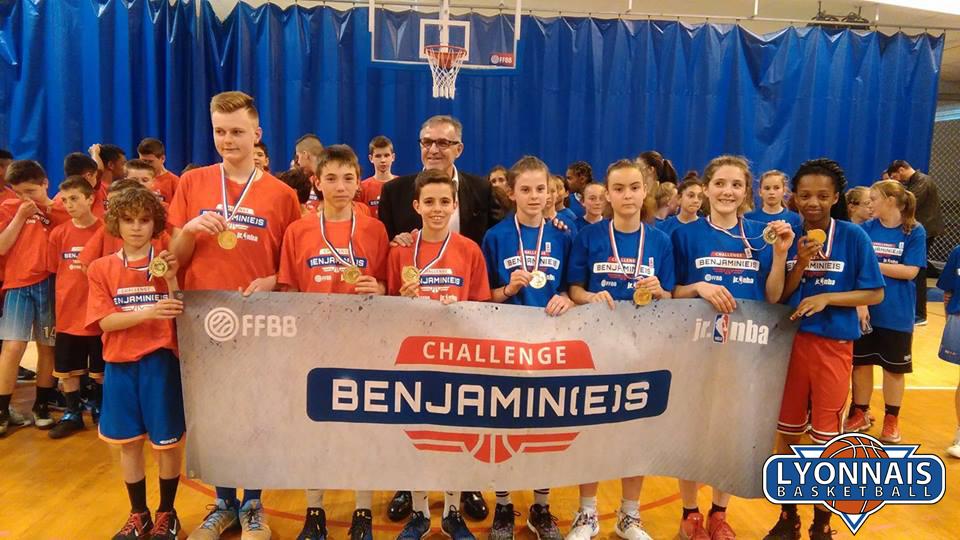 challenge benjamins lyonnais 2017