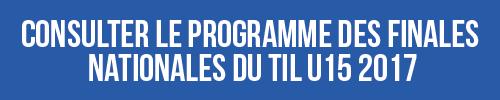 programme-TIL-u15-2017