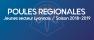 Poules jeunes 2018-2019 / Secteur Lyonnais