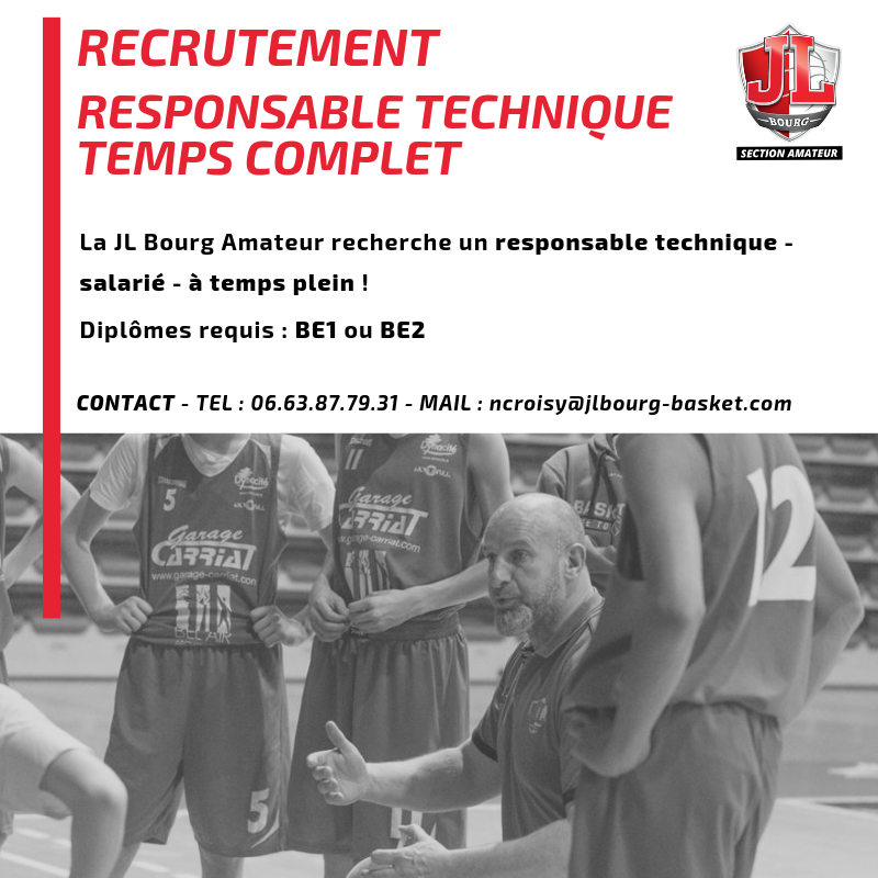 Recrutement - Responsable Technique à temps plein.png